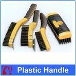 plastic handle scratch brushes